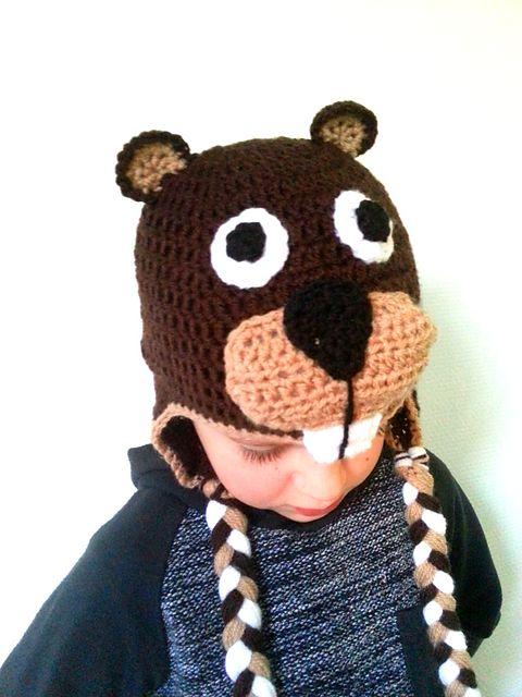 Ravelry: Beaver hat pattern by We Love Cozy
