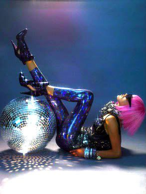 if we had the fashion to do disco proud back then it may have never have gone out of style