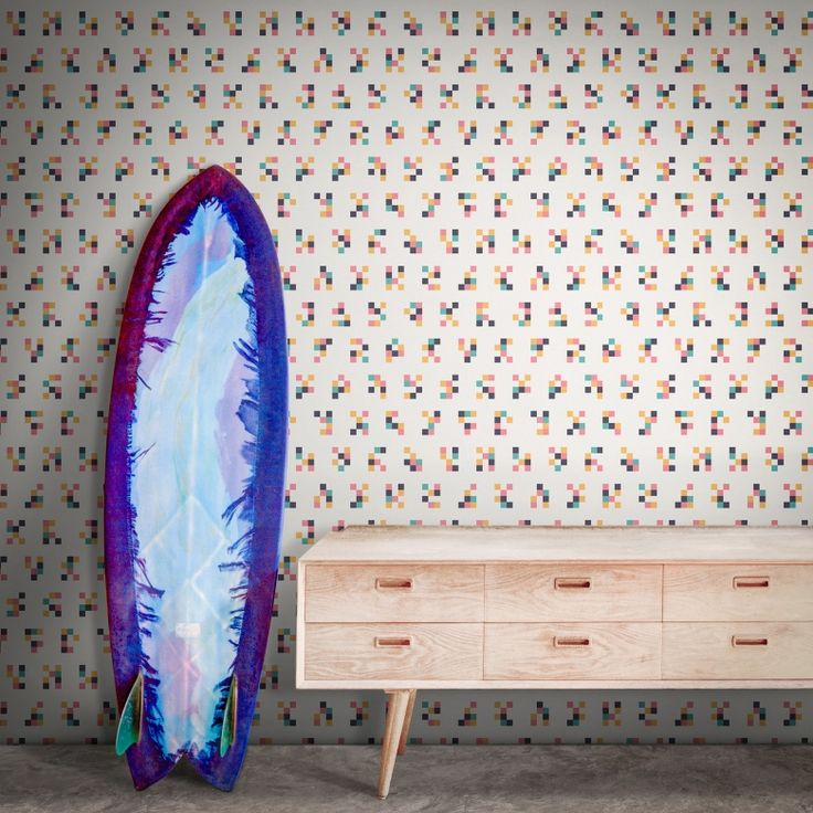 Alphabet Wallpaper by Florent Bodart | FEATHR™