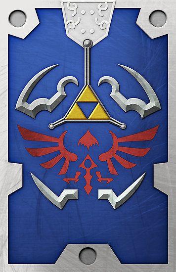 Man at Arms cria réplica do Hylian Shield de Twilight Princess | thelegendofzelda