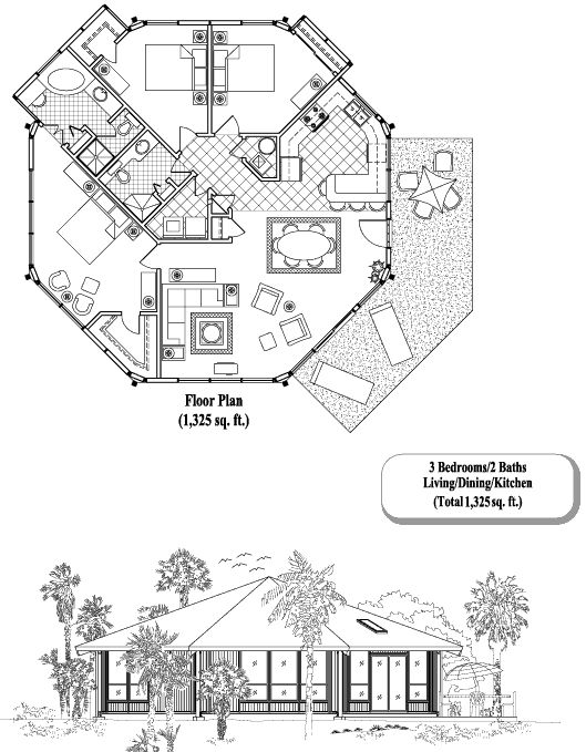 House Floor Plans 3 Bedroom 2 Bath 123 best house plans images on pinterest | architecture, homes and