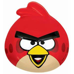 A253710 - Angry Bird Vacuum Formed Mask Please note: approx. 14 day delivery time. www.facebook.com/popitinaboxbusiness