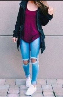50 simple school outfits for women – Simple outfits