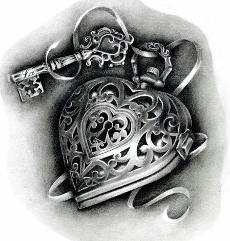 Be careful who you give the key to your heart to.