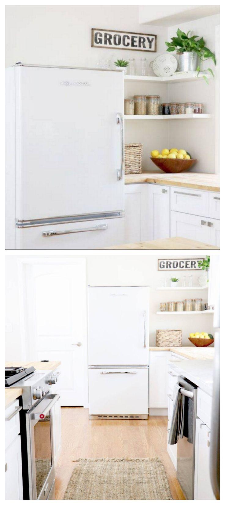 486 best Retro Kitchen Cool images on Pinterest | Vintage kitchen ...