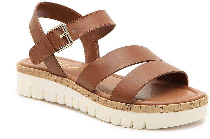 Unisa Brok Platform Sandal Women S Ankle Strap Heels Fashion Heels Womens Sandals