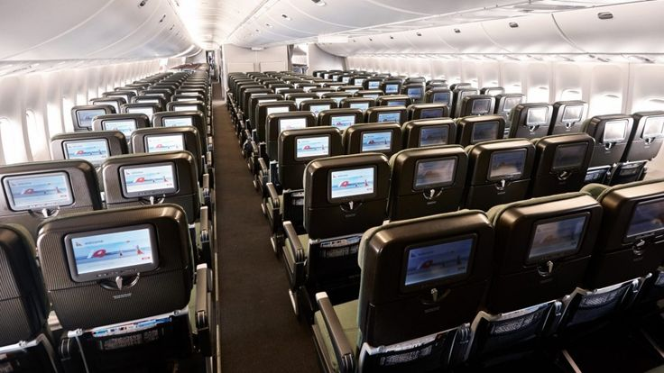 Flight test: The best economy seat on a Qantas 747 jumbo