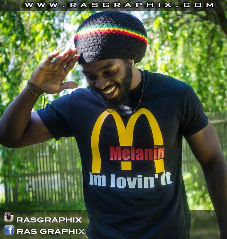 """When I first saw this T-shirt I absolutely adored it! Not only did I love the """"play"""" on the popular fast food chain slogan, I also loved the message behind it as well. I sat down with the creator..."""