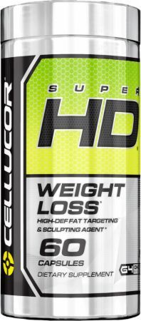 Cellucor Super HD. It promotes metabolic rates, although the manufacturer promotes the supplement as suitable for women. The pill is an effective fat burner.