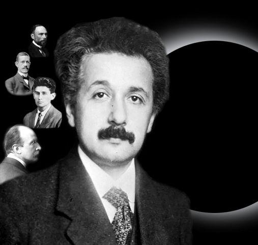 Tar med Einstein og Kafka på scena - Institutt for arkeologi, konservering og historie