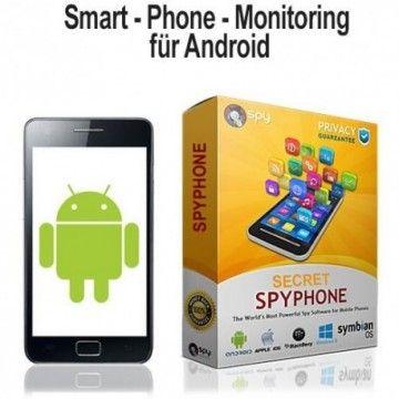 Secret-SPYHONE die Anwendung zur ultimativen Handyüberwachung