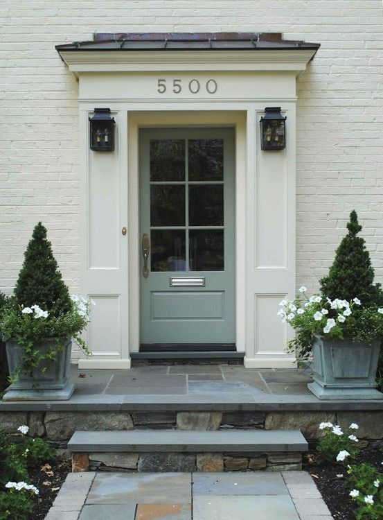 42 best images about front porch ideas on pinterest - Front porch designs for brick homes ...