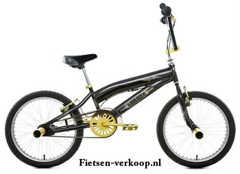 Jongens crossfiets Monetego Voodoo | bestel gemakkelijk online op Fietsen-verkoop.nl