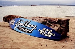 The Galley... Jericho Beach, Vancouver, BC ❤