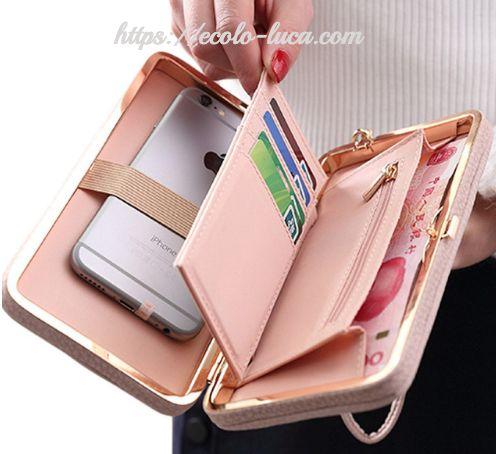 Wallet Phone Bag – Ecolo.luca