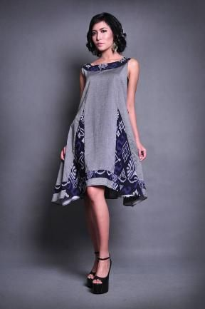 20201 Persada Tenun Dress