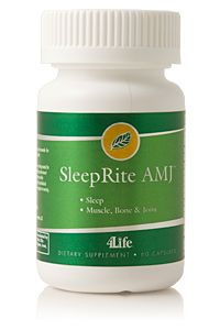 SleepRite AMJ™ - Products - 4Life Research