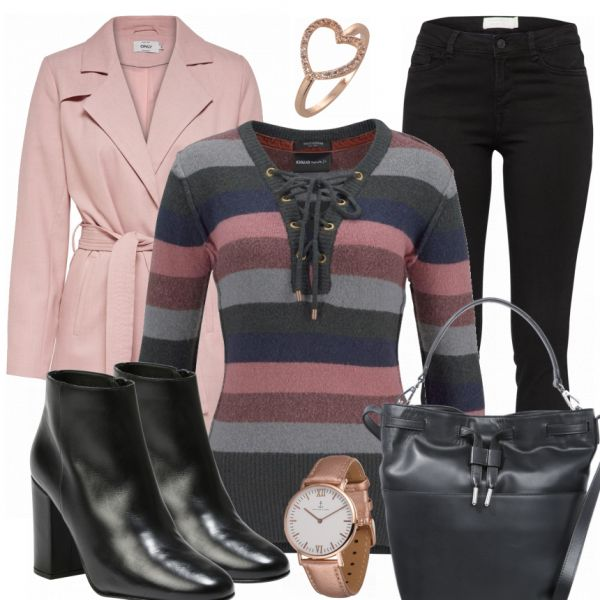 Freizeit Outfits: stripes bei FrauenOutfits.de