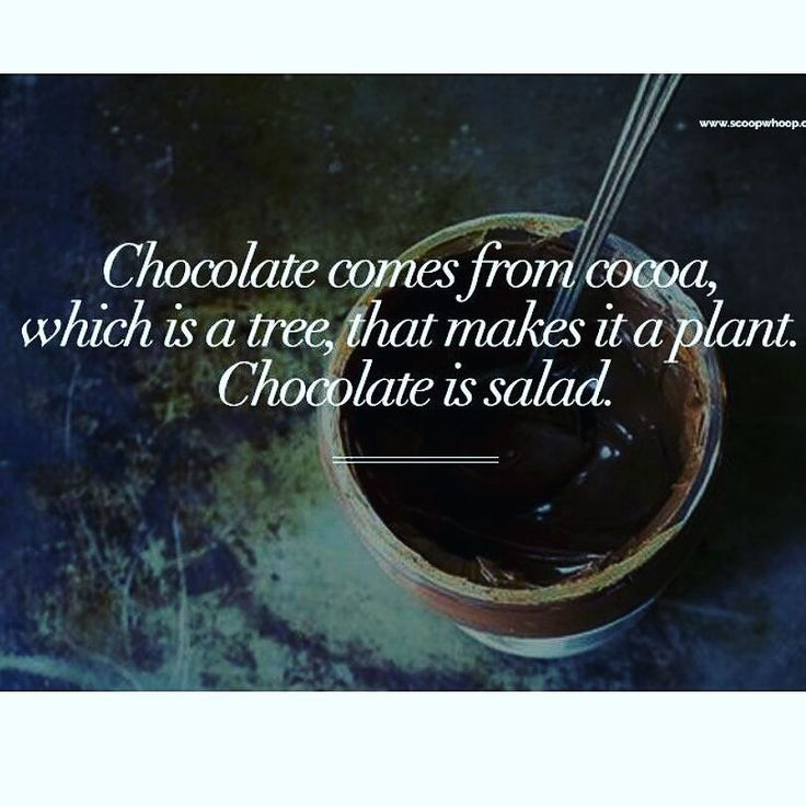 One more reason to eat chocolate! #ChocolateLove #Chocolates #Food #FoodForSoul #DelhiEats #DelhiGram  Courtesy: @scoopwhoop