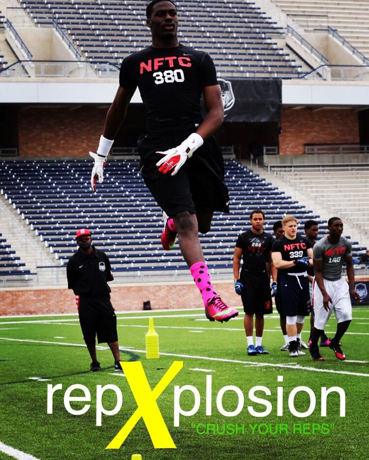 "HUSTLE IN THE AIR - www.repXplosion.com - ""CRUSH YOUR REPS"" - #football #gym #nike #collegefootball #nftc #air #footballtraining #running #workhard #jump #justworking #mad #vertimax #fitnessmotivation #athletefirst #catch #getfit #keepmovingforward #enjoylife #gym #workout #fit #motivation #fitfam #training #strong #crossfit #powerlifting #gymaddict #trackandfield"