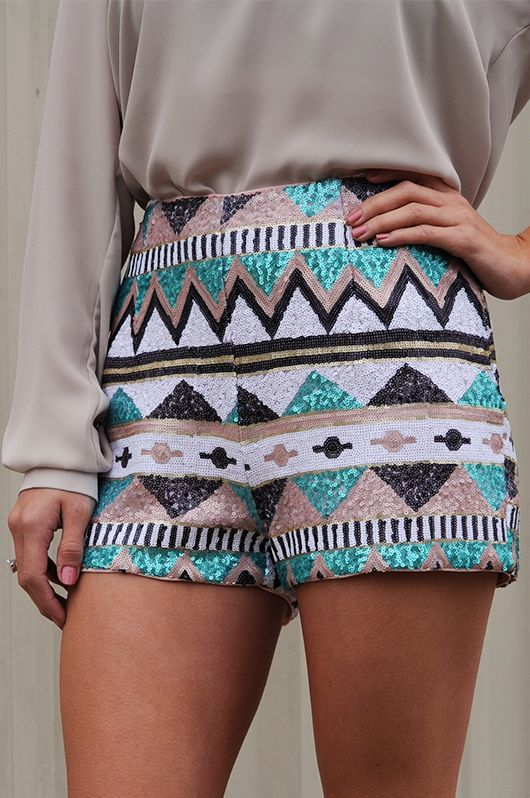 Bring In The New Years Shorts: Multi