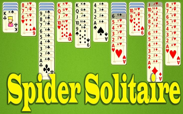 Play Spider Solitaire • Play Free Spider Solitaire Game Online Today!  You can start to play Spider Solitaire with the cards that are highest. The objective of the game is changed after you were able to empty at least one column.  After a series of column empty Spider Solitaire, you can start cleaning. Purification refers to a change in the column sequence of the same color.  Play Now: http://playfreeonline32.com/play-spider-solitaire/
