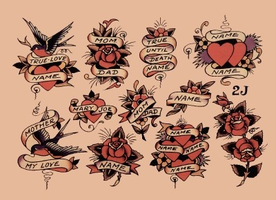 sailor jerry flash sheets pictures of sailor jerry 5 tattoo flash sets 37 sheets total vintage. Black Bedroom Furniture Sets. Home Design Ideas