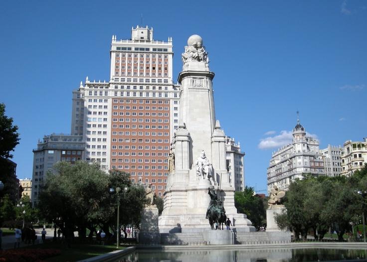 Architecture à Madrid