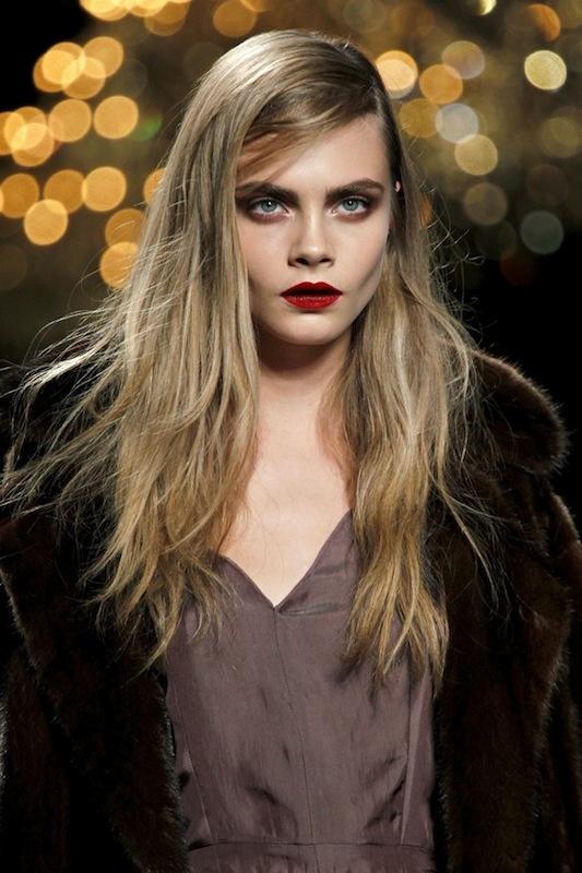 Nina Ricci Runway Make-up