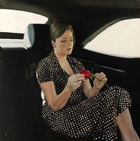 'He loves me'  Iain Faulkner (Scottish, born 1973)