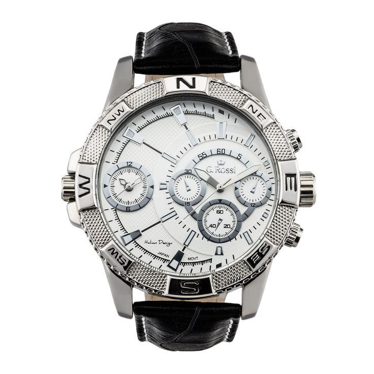 Gino Rossi Watch 8401A - 3A1