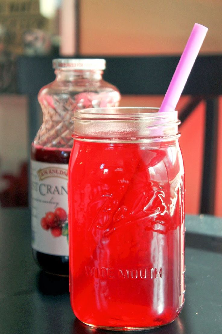 cranberry juice water weight loss