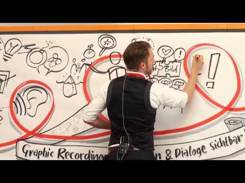 How Graphic Recording reduces Complexity | Andreas Gaertner | TEDxMünster - YouTube #Artscribe i love it