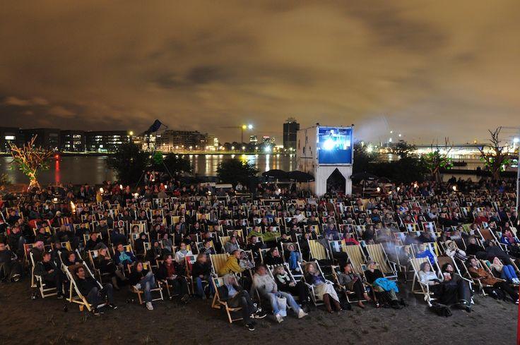 Openlucht bioscopen Pluk de Nacht festival