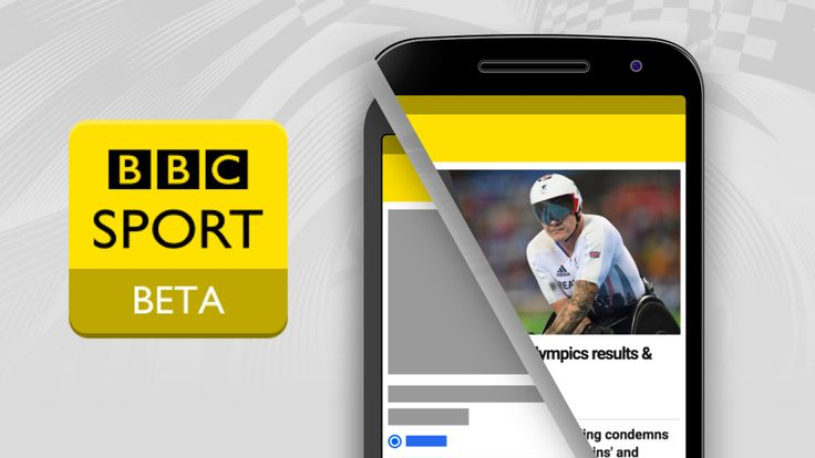 Become a BBC Sport app beta user    Fancy trying out our newest app features before the general public? Then become part of our beta group.   http://www.bbc.co.uk/sport/20928565