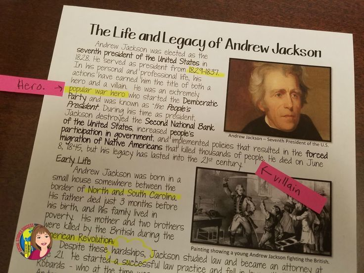 andrew jackson hero villain Among the most instructive examples for our own times is andrew jackson during jackson's two terms, many idolized him -- for he was the first man of humble origins to rise to the presidency, and he then helped found the democratic party to stand up for other humble men.