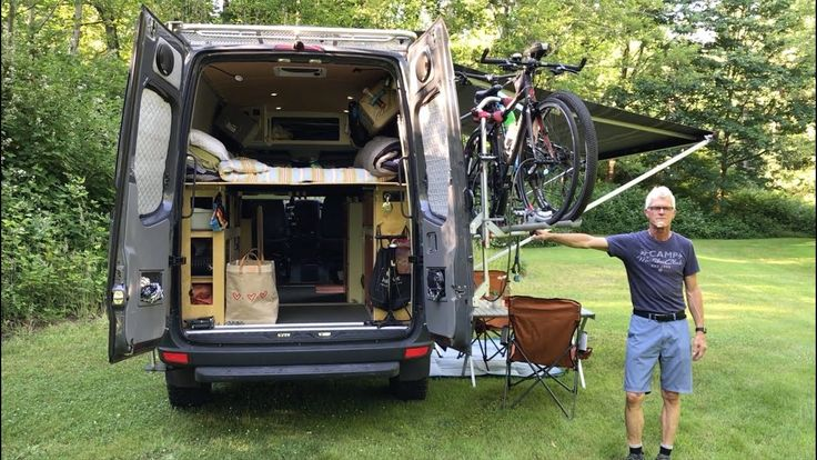 4x4 Mercedes Sprinter Van Tour Youtube Sprinter Van