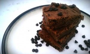 suikervrije brownies