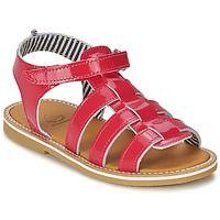 Zapatos Niña Sandalias Petit Bateau NUT Gloss