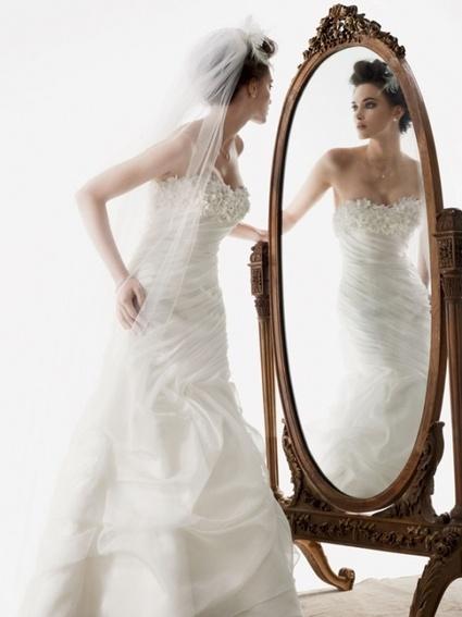 Robe de Mariée Sirène originale marque Galina Neuve