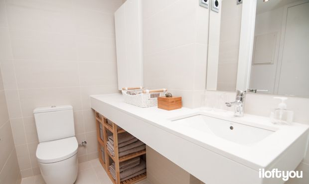 #proyectositges #iloftyou #interiordesign #ikea #sitges #lowcost #catalunya #beach #bathroom #godmorgon #textura #muji #zarahome #molguer