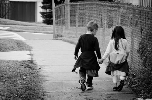 The cover photo on this page is a photo of two children that formed a great friendship- puppy love? For Valentine's Day describe your first love. (Photo prompt by Marcella Leff, administrator) You ...
