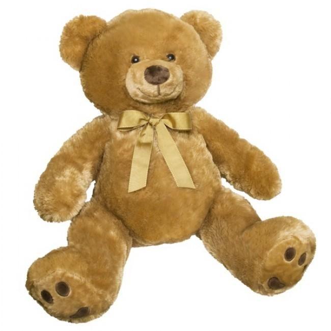 Vrolijke teddy is een bourgondische beer. Een echte levensgenieter voor jong en oud. Leuke teddybeer met een fraaie en indrukwekkende strik. De beer is 30cm hoog in zittende positie, maar is in het echt een stuk groter vanwege de dikke buik en benen. Met zijn zachte vacht behaalt hij een hoge aaifactor. Leuk voor de kleintjes als knuffel of als passend cadeau voor meerdere gelegenheden, bijv: bruiloften, achttiende verjaardag,etc.
