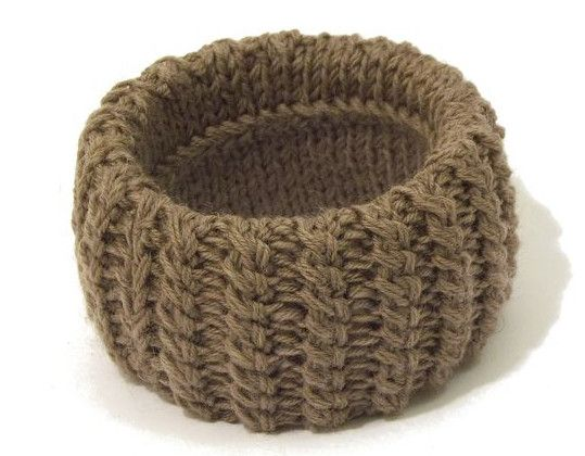 Bracelets – CEDAR WOOD Bracelet in a sweater  – a unique product by betulek on DaWanda