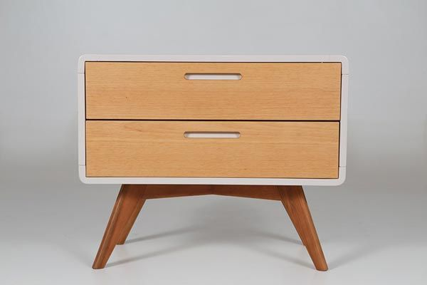 NOVA nightstand by Hugo Sigaud