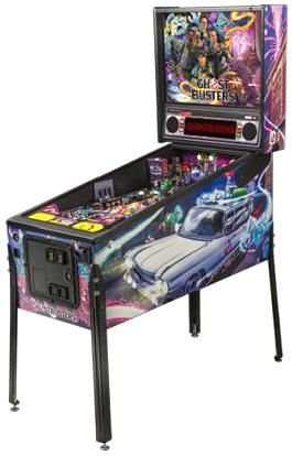 wwww.bmigaming.com| GhostBusters Pinball Machine - Pro / Professional Model From Stern Pinball: $5875.00