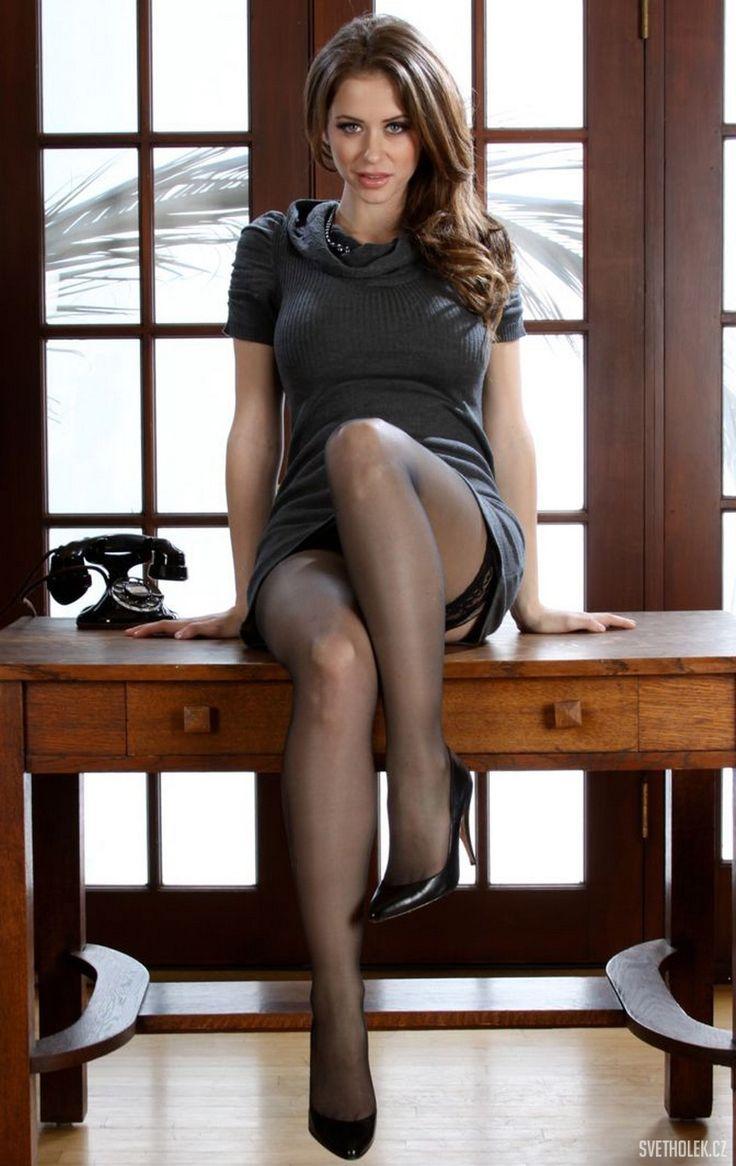 Black stockings images