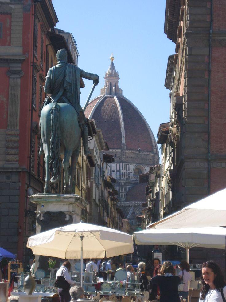 P.zza S.ma Annunziata-Florence