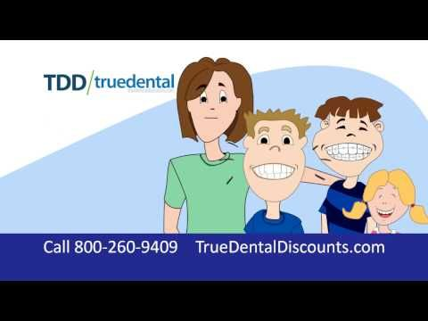 Animated Explainer Video for dental care company True Dental Discounts by Cartoon Media - YouTube
