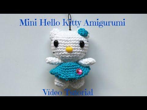 Mini Hello Kitty Amigurumi : 100 best images about gelukspoppetjes on Pinterest Free ...